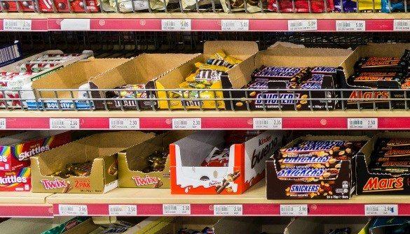 IdealPos convenience store labels