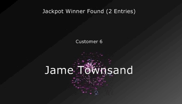 IdealPos jackpot screenshot