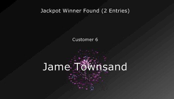 IdealPos jackpot screenshot