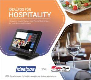 Best Pos Software For Cafes Idealpos Kiwi Eftpos